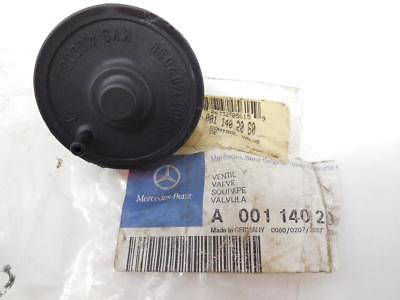New OEM MERCEDES Vacuum Check Valve 0011402060 SHIPS TODAY 3 019 725 00