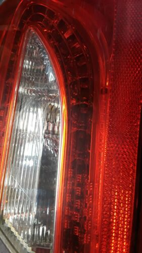 2011-2014 Chrysler 200 Convertible OEM Taillights Tail Lights Set of Two (2) Not Applicable