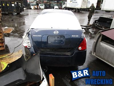 06 NISSAN MAXIMA ENGINE ECM ELECTRONIC CONTROL MODULE UNDER CONSOLE AT 5 SPEED 8955256
