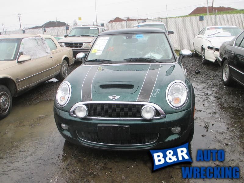 07 08 MINI COOPER ENGINE ECM 8581806 8581806