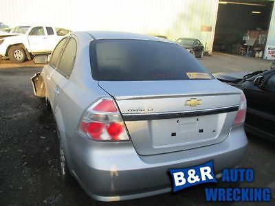 07 08 09 10 11 AVEO R. REAR DOOR GLASS NTBK 8295603 278-50178R 8295603