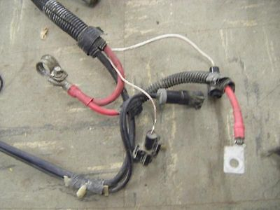 01 ford mustang battery terminal starter harness wiring 4. Black Bedroom Furniture Sets. Home Design Ideas