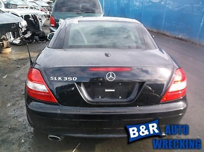 05 06 07 08 MERCEDES SLK350 AUTOMATIC TRANSMISSION 171 TYPE SLK350 8719847 400-61956 8719847