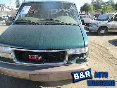 AUTOMATIC TRANSMISSION RWD FITS 98 ASTRO 9574432