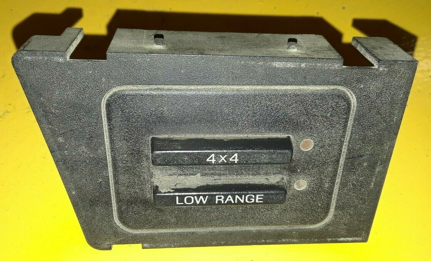 FORD OEM 4X4 DASH CONTROL SWITCH ASSEMBLY E07B-7Z155-AB EO7B-7Z155-AB