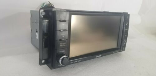 08-09 Chrysler Town and Country AM FM CD DVD HHD MP3 Navigation Player Radio OEM Town and Country~188954184LKQ