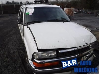 95-00 01 02 03 04 05 S10 BLAZER STEERING GEAR/RACK POWER STEERING 4X4 8629469 551-01649 8629469