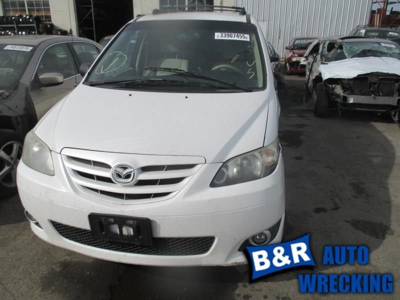 04 05 06 MAZDA MPV STEERING GEAR/RACK POWER RACK AND PINION FROM VIN 505226 551-59795 8934139