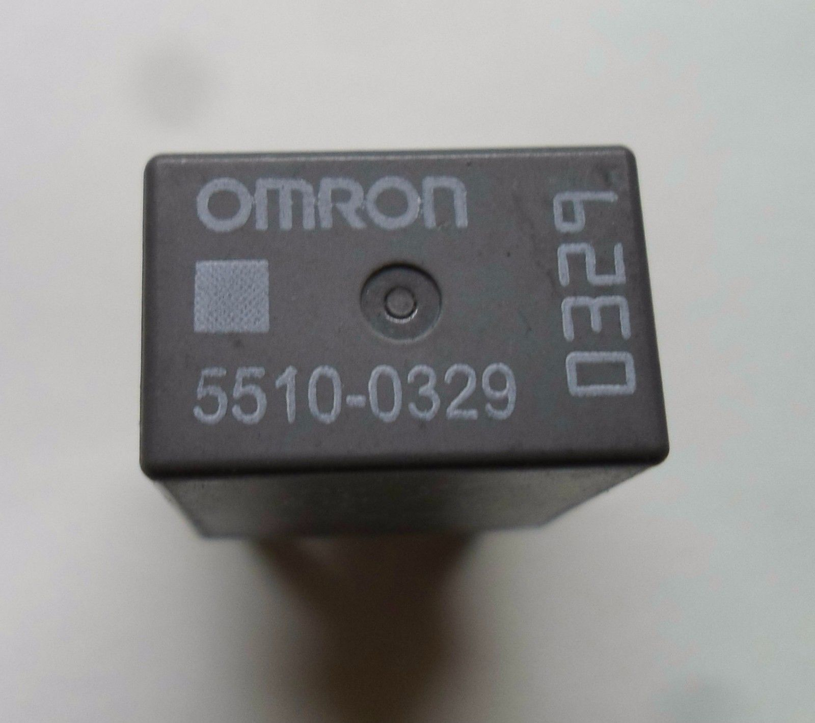 Gm Omron Relay 5510 0329 0329 6 Month Warranty Tested Oem