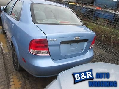 04 05 06 07 08 AVEO WINDSHIELD WIPER MTR HTBK 8619215 8619215