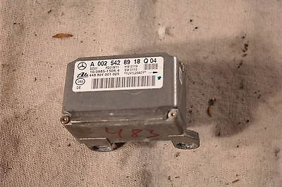 2003 - 2006 Mercedes ML350 ML500 ESP Yaw Rate Speed Duo Sensor C230 320 240 55