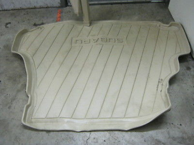07 FORESTER REAR CARPET Tan Color