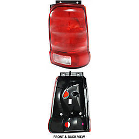 FORD EXPLORER 01-03 TAIL LAMP RH, Lens & Housing, Sport Model