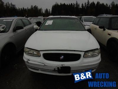 ALTERNATOR 3.8L FITS 99-01 REGAL 9809824 601-00836 9809824