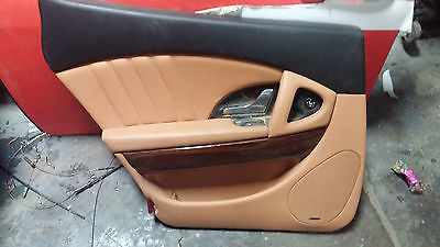 Maserati M139 Quattraporte Interior Door Panel Left Rear driver side 98657