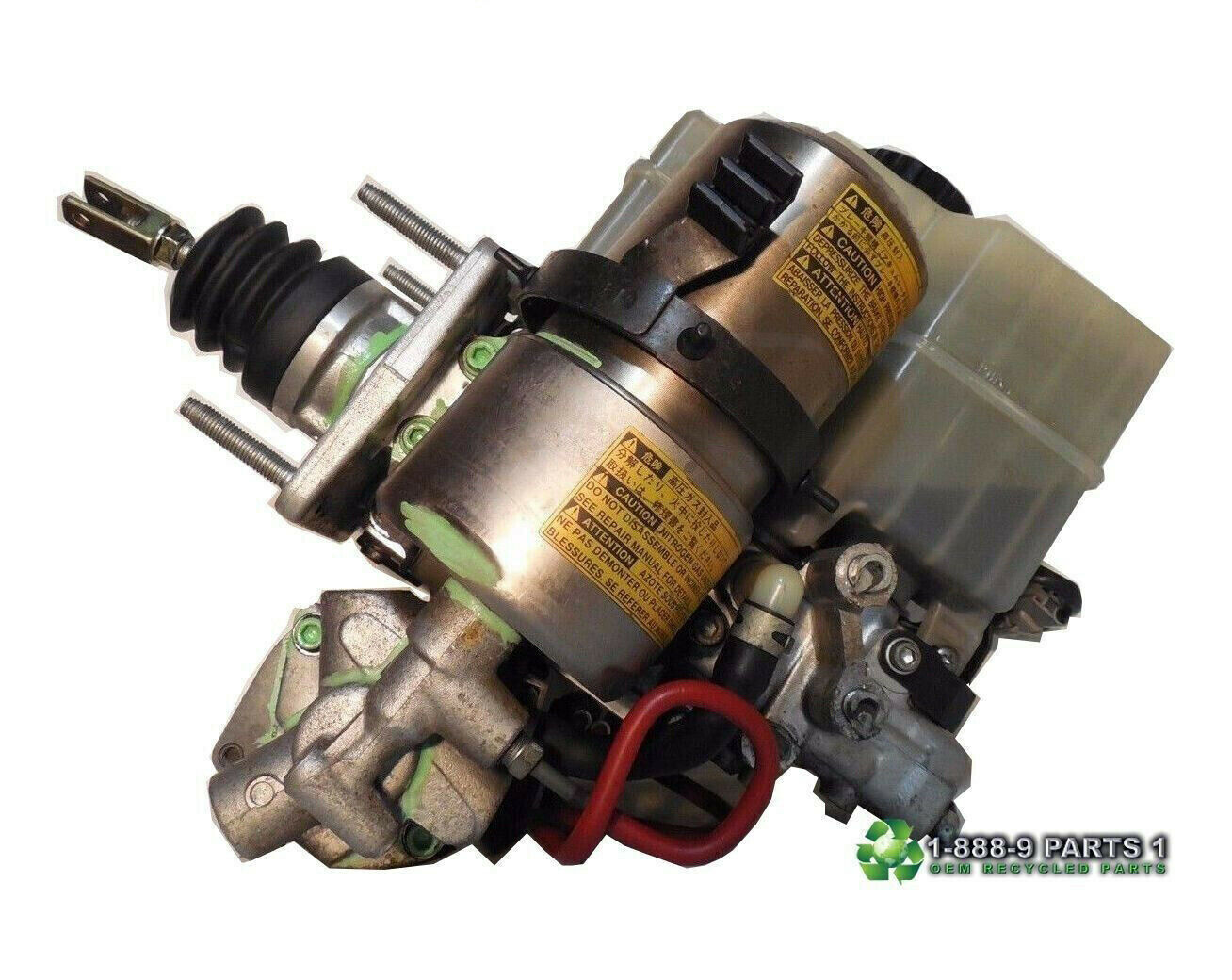 ABS Pump Master Cylinder Booster Actuator 00-02 TOYOTA LAND CRUISER LX470 $695