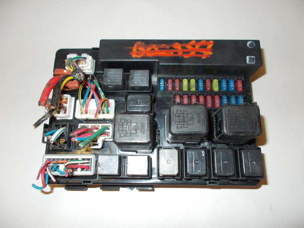 Nissan Altima 2003 Fuse Box | Wiring Liry on