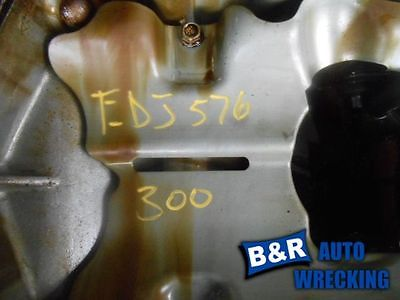 ENGINE 3.8L WITHOUT SUPERCHARGED OPTION VIN 2 8TH DIGIT FITS 05 ALLURE 6581519