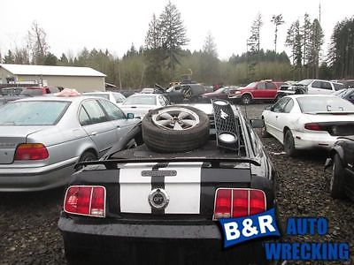05 06 FORD MUSTANG AUDIO EQUIPMENT 7253880 7253880