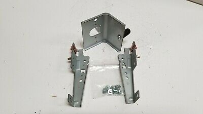 2014 <em>FORD</em> <em>F</em>-<em>150</em> F150 RAPTOR FACTORY USED RADIO CD MP3 RECEIVER BRACKETS #1498-A