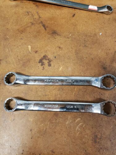 Snap- On Wrenches XSM1820A XSM1719A