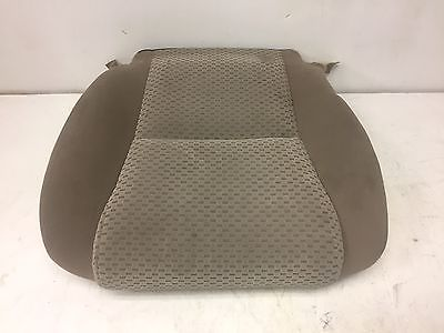 2008 Toyota Tundra Passenger Right Lower Cover Seat Gray