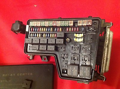 03 dodge stratus fuse box 02-03 dodge ram integrated power distribution module fuse ... #10
