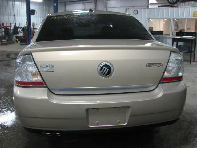 2008 MERCURY SABLE JACK 1072425 564.FD3O08 1072425
