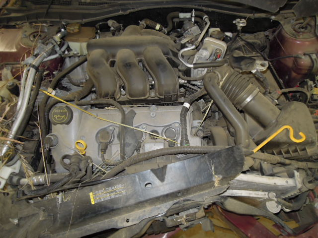 2006 Ford Fusion 89650 Miles Starter Motor 2662545 604 00105