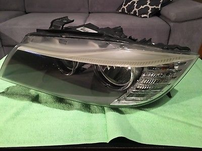 Valeo Driver Side Headlight - 2009-2011 BMW 335i xDrive - Front Left