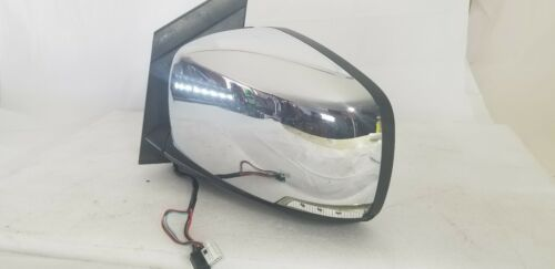 Driver Side View Mirror Power Heated Chrome Fits 08-10 TOWN & COUNTRY FREE SHIP 128-01557L