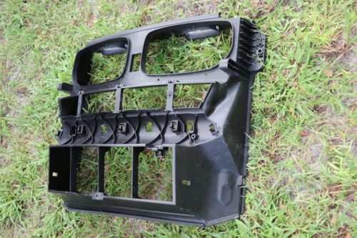 07-10 BMW X5 E70 V8 Radiator Core Support Air Duct Front Center Panel 159527