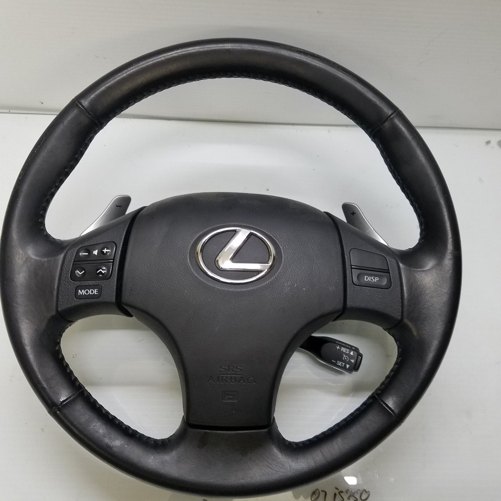 2006-2010 LEXUS IS250 IS350 STEERING WHEEL AIRBAG COMPLETE OEM