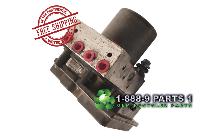 ABS ANTI-LOCK BRAKE PUMP ASSEMBLY 2012 12 JEEP LIBERTY Stk# L405B1 Does not apply