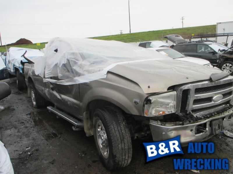 05 06 07 FORD F250 SUPER DUTY POWER BRAKE BOOSTER VACUUM BOOSTER 8767640 8767640