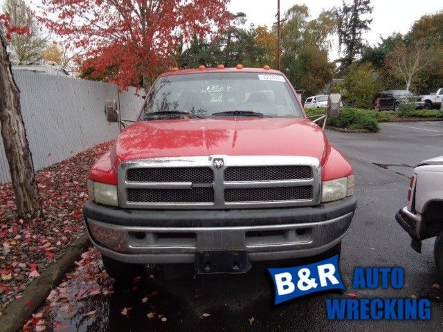 97 98 DODGE RAM 2500 PICKUP TURBO/SUPERCHARGER ECLIPSE VIN D CANADA EMISSIONS AT