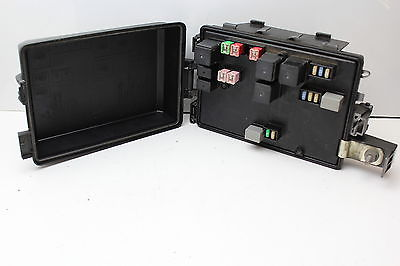 09 10 dodge charger p04692270ah fusebox fuse box relay. Black Bedroom Furniture Sets. Home Design Ideas
