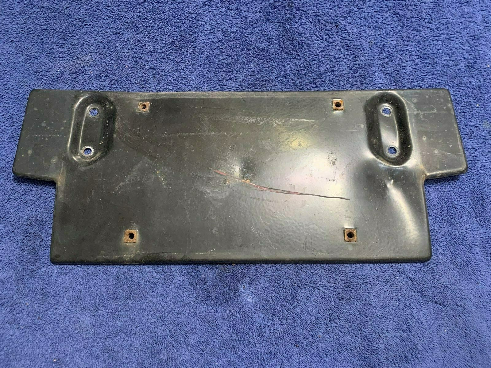 Classic SAAB 900 9000 NG900 Convertible Front License Plate Mounting Bracket