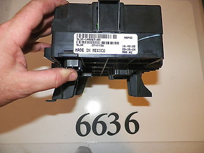 2005 05 ford f150 fuse box relay junction control module. Black Bedroom Furniture Sets. Home Design Ideas