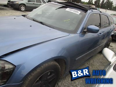 06 07 DODGE CHARGER TEMPERATURE CONTROL W/O AUTOMATIC TEMP 7594673 7594673