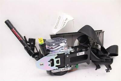 FRONT DRIVER SEAT BELT & RETRACTOR ONLY S60 XC60 11 12 13 14 BLACK 1018288 398004838 1018288