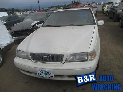TURBO/SUPERCHARGER SEDAN AND STATION WGN AWD FITS 96-97 VOLVO 850 9638807