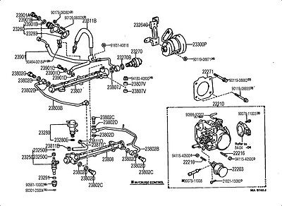 Toyota T100 Wiring Diagrams