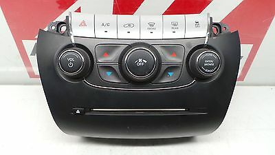 2014 DODGE JOURNEY FRONT HEATER AC CLIMATE CONTROL