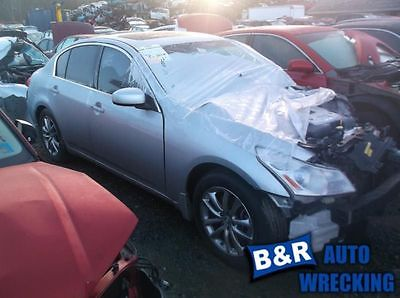 07 08 INFINITI G35 CROSSMEMBER/K-FRAME REAR 4 DR SDN EXC. SPORT MODEL 8519793 8519793