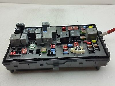 toyota fuse relay box. Black Bedroom Furniture Sets. Home Design Ideas