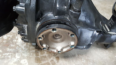 2000-2002 MERCEDES W220 S430 Rear Differential 2203510105 220 351 01 05