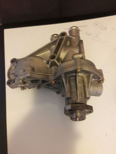 Gates Water Pump New VW Volkswagen Jetta Passat Golf Cabrio Rabbit 43550