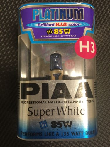 PIAA H3 Automotive Bulbs 15485