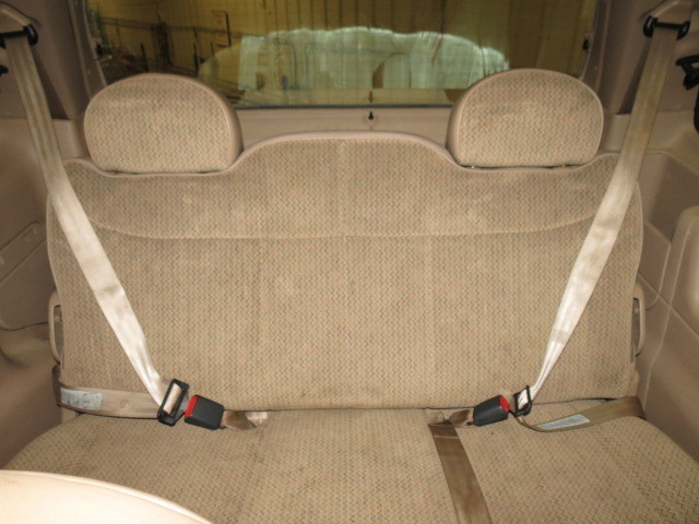 Seat For Ford 881 : Ford windstar rear seat belt retractor only rd row